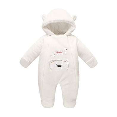 Bear Winter Jumpsuit