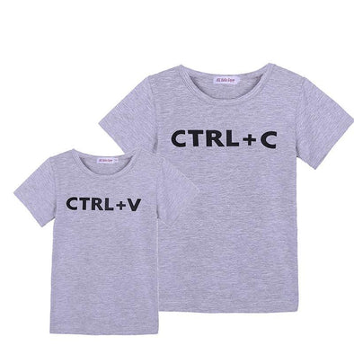 CTRL Father & Son Set