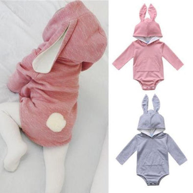 Rabbit Ear Bodysuit