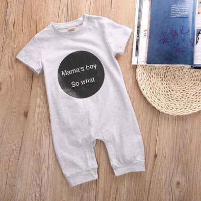 Mama's Boy Bodysuit