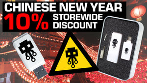 USBKill.com Chinese New Year Sale + Shipping