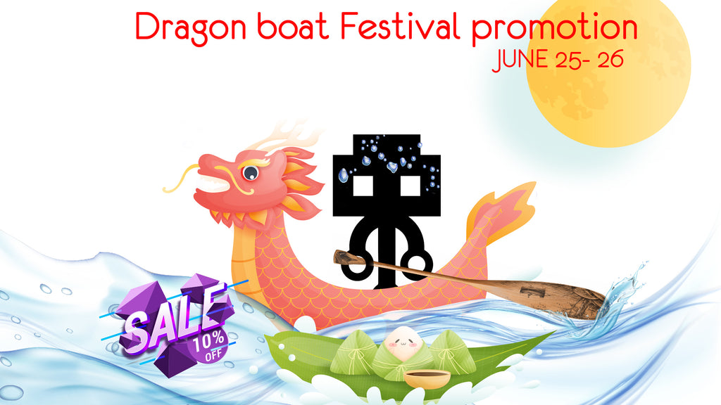 USBKILL Dragon Boat Promotion - 10% OFF STOREWIDE - JUNE 25-26