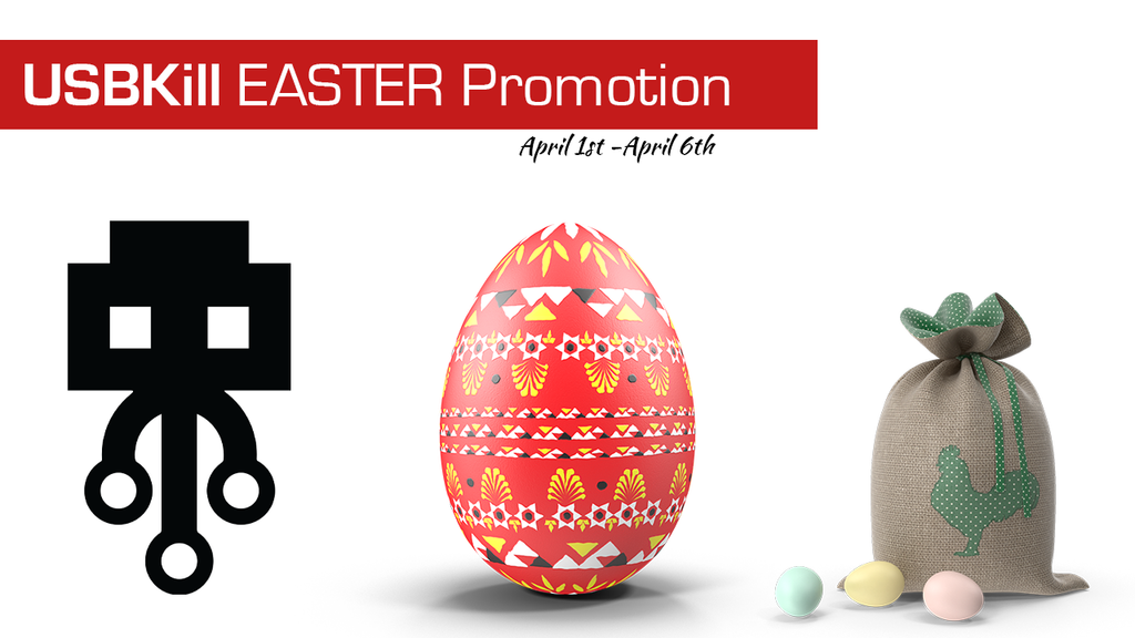 USBKill Easter promotion