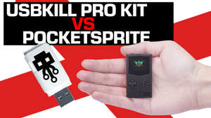 USBKill vs PocketSprite