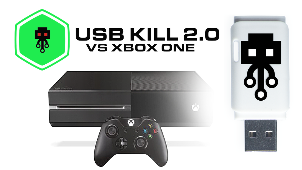 USB Killer VS Xbox One & Surface