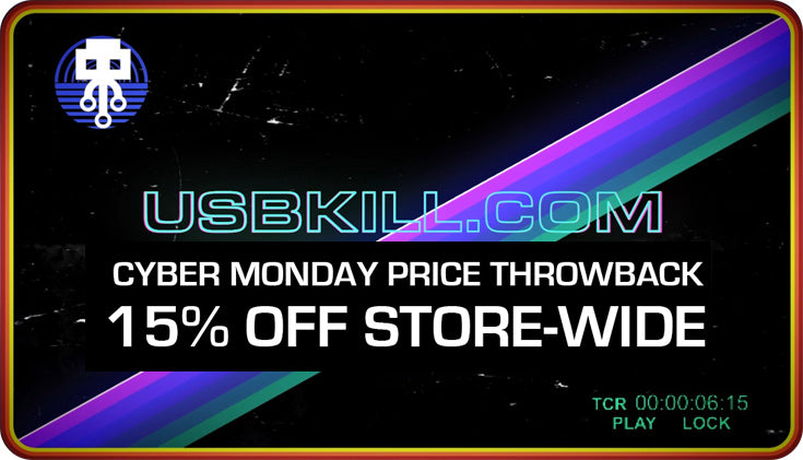USB Killer: Cyber Monday Madness