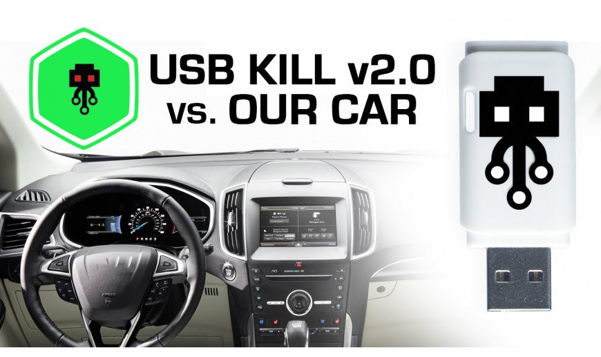 USB Kill vs Car: Are you at risk?