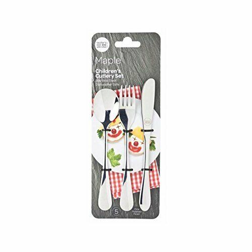 Taylor's Eye Witness Maple Children's Cutlery Set