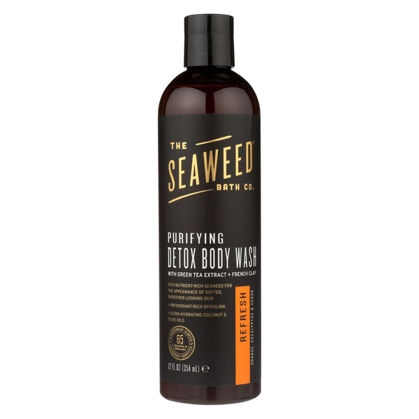 The Seaweed Bath Co Bodywash - Detox - Purify - Refresh - 12 fl oz