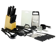 Hampton Forge  Essex 48-Piece Kitchen Starter Set