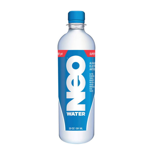 Neo Water Super Water - Case of 24 - 20 Fl oz.