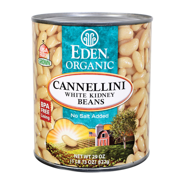 Eden Foods Beans - Case of 12 - 29 oz.