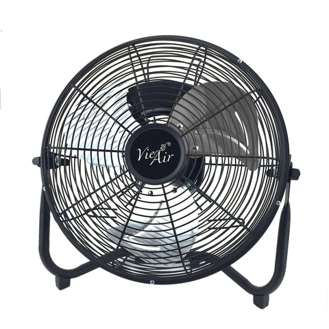 Vie Air  18'' Industrial High Velocity 3 Speed Metal Floor Fan