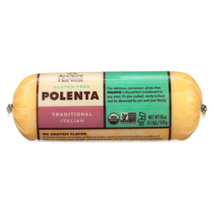 Food Merchants Organic Polenta - Traditional Italian - 18 oz.