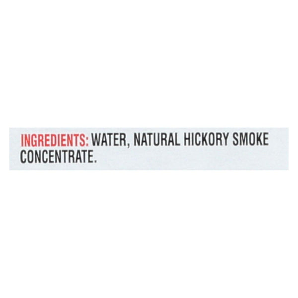 Wrights Hickory Seasoning Liquid Smoke - Case of 12 - 3.5 Fl oz.