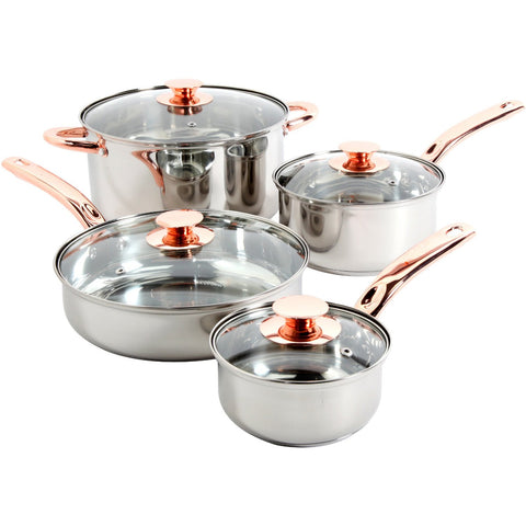 Sunbeam  Ansonville 8-Piece Cookware Set