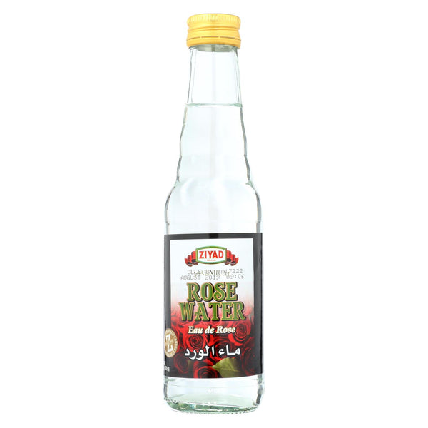 Ziyad Rose Water - Case of 6 - 10.5 fl oz