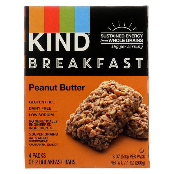 Kind Peanut Butter - Case of 8 - 1.8 oz.