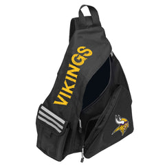 Northwest - VIKINGS-NFMV5519 OFFICIAL NFL Leadoff Sling Backpack, 20 x 9 x 15