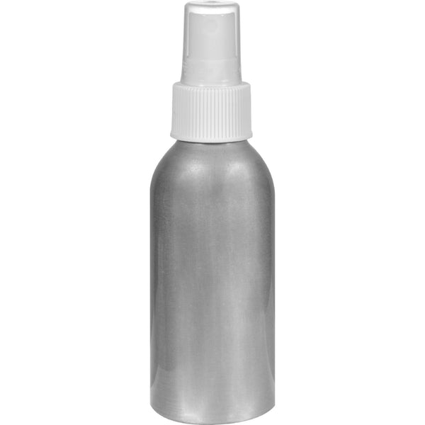 Aura Cacia Empty Mist Bottle with Cap - Case of 12 - 4 oz
