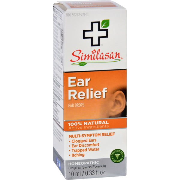 Similasan Ear Relief Ear Drops - 10 ml