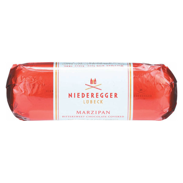 Niederegger Marzipan Loaves - Chocolate Covered - Case of 15 - 4.4 oz.