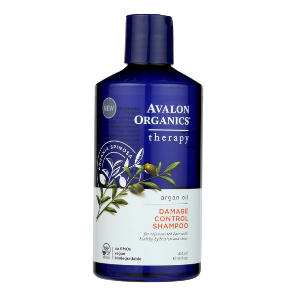 Avalon Damage Control Argan Oil Shampoo - 14 oz.