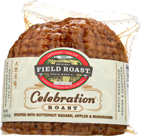 FIELD ROAST: Artisan Vegan Celebration Roast -  16 oz