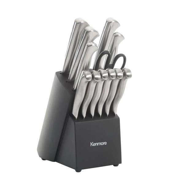 Kenmore  Cooke 13 Piece Stainless Steel Hollow Cutlery Set