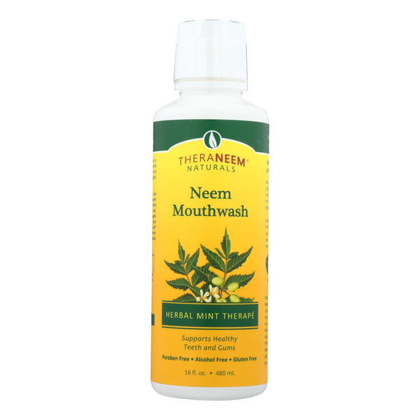 Organix South'S Neem Mouthwash  - 1 Each - 16 FZ