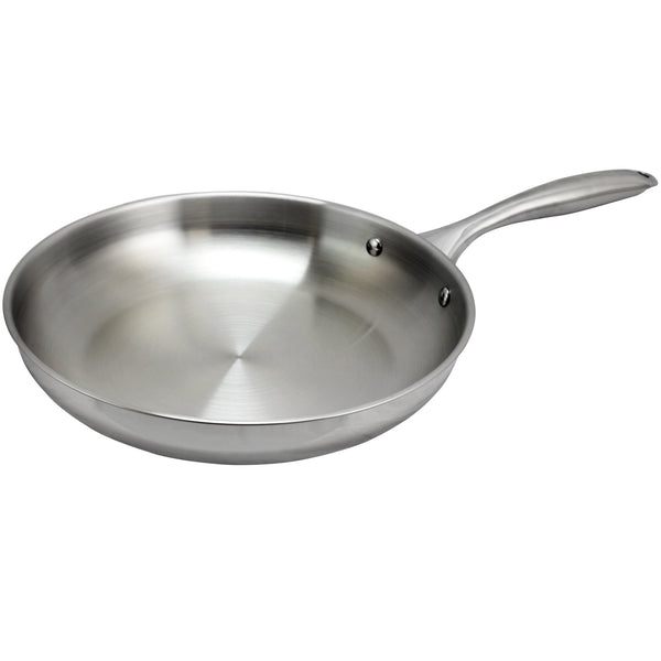 Oster Cuisine  Saunders 10 inch Stainless Steel Frying Pan