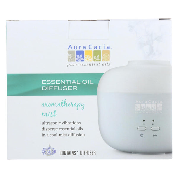 Aura Cacia - Diffusers - Essential Oil - 1 Count