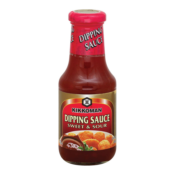 Kikkoman Sauce - Dippng - Sweetnsr - Case of 12 - 12 fl oz
