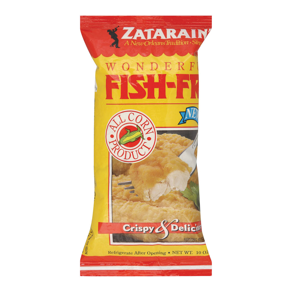 Zatarain's Fish Fry - Wonder Full - Case of 12 - 10 oz.