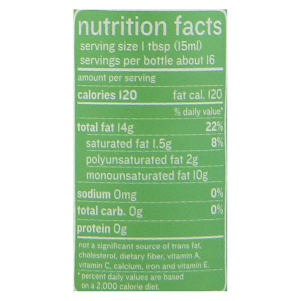 Montana Mex Avocado Oil - Case of 6 - 8.45 oz