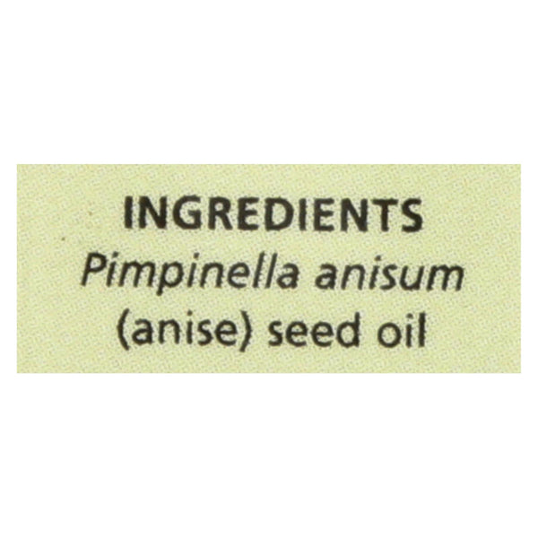 Aura Cacia - Essential Oil - Anise - .5 oz