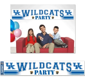 Kentucky Wildcats Banner Party - Wincraft