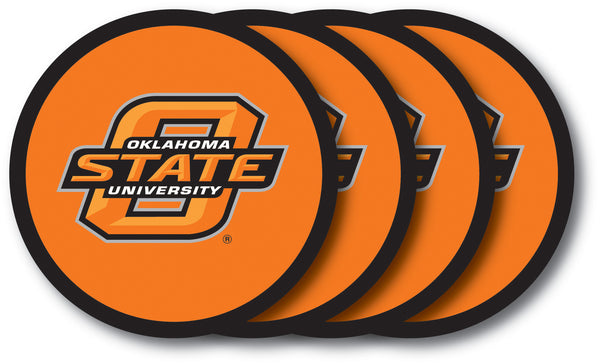 Oklahoma State Cowboys Coaster Set 4 Pack - Duck House