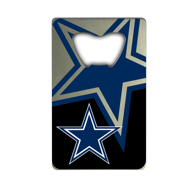Dallas Cowboys Bottle Opener Credit Card Style - Special Order - Team Promark