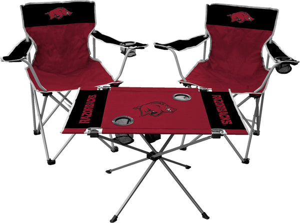 Arkansas Razorbacks Tailgate Kit - Jarden