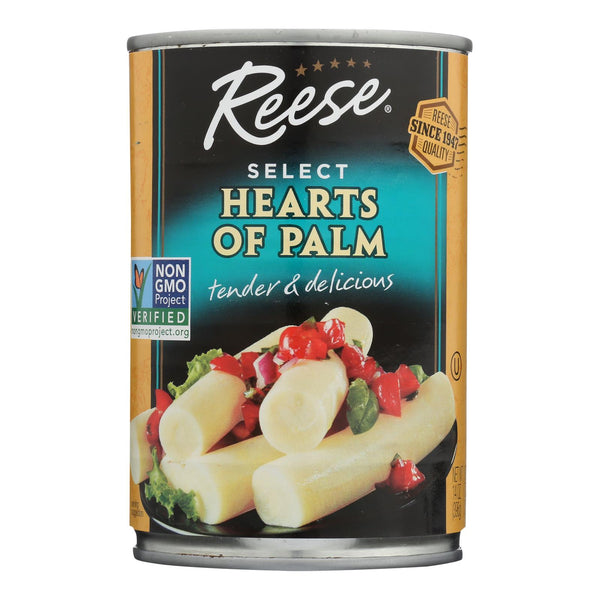 Reese's Hearts Of Palm  - Case of 6 - 14 OZ
