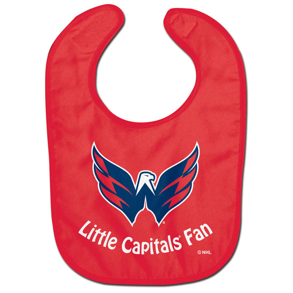 Washington Capitals Baby Bib All Pro Style - Wincraft