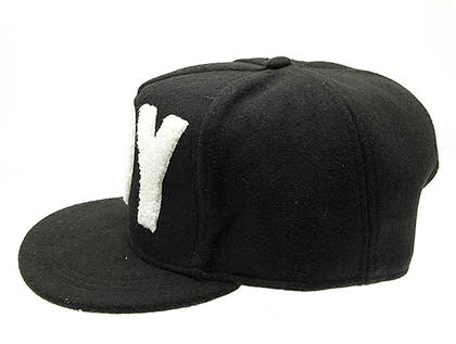 Black Snapback Celebrity Hat And Cap Image#2