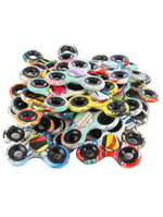 Mulit Color High Quality 6 Pcs Polybag Fidget Spinner General Merchandise