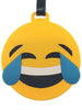 Image of Mulit Color Emoji Face Rubber Bag Tag General Merchandise