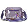 Image of Nylon Fun Prints Messenger Bag with Organizer Bag