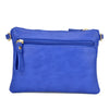 Image of All-In-One Soft Faux Leather Crossbody/ Messenger Clutch Bag /Wristlet