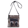 Image of Realtree Concealed Carry Messenger Bag with Rhinestone Double Buckles