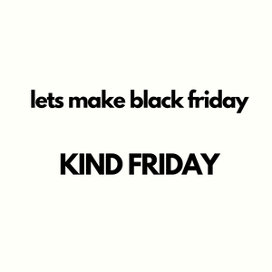 From Belo makes Black Friday Kind Friday