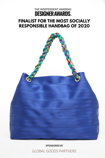 Could the Helena Hobo Bag be the Most Socially Conscious Handbag of 2020?